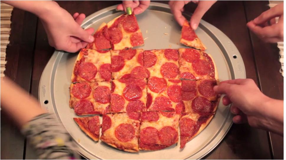 St. Louis Style Pizza
