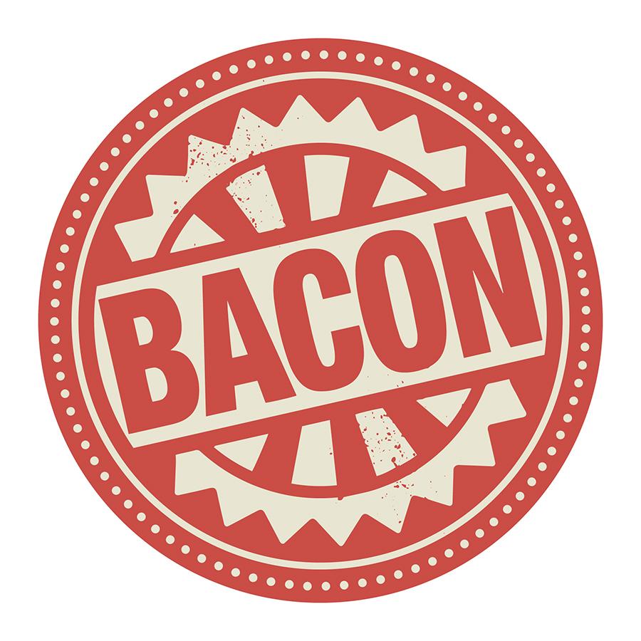 Bacon Pizza Dogtown