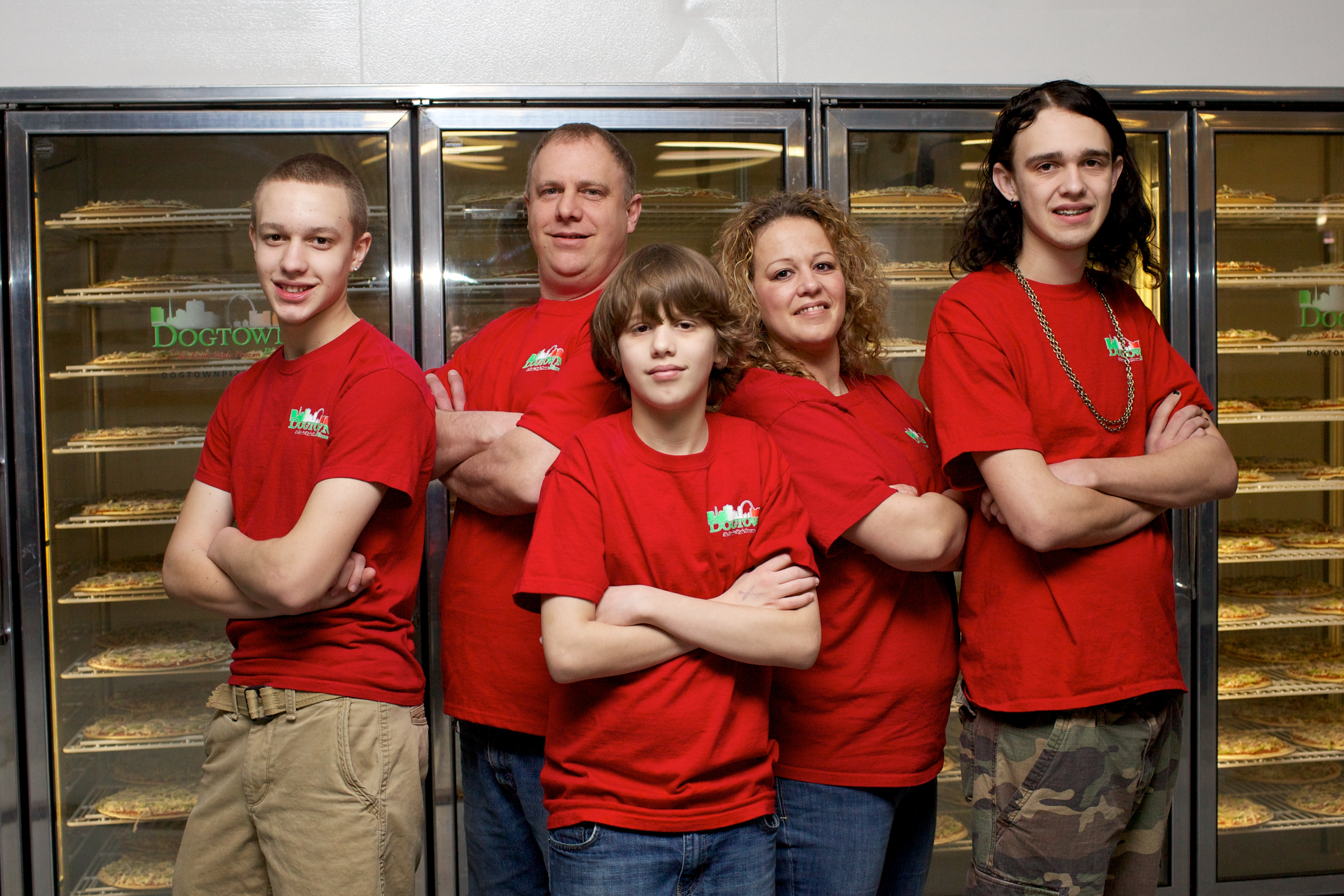 All In The Family: The Dogtown Pizza Way