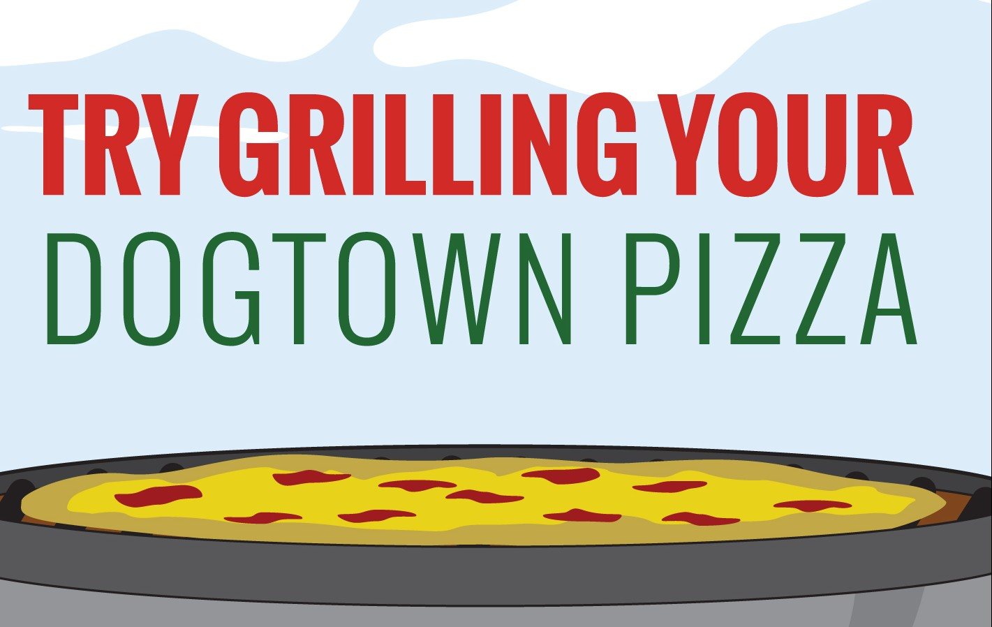 Turn Off The Oven: Try Grilling Pizza!