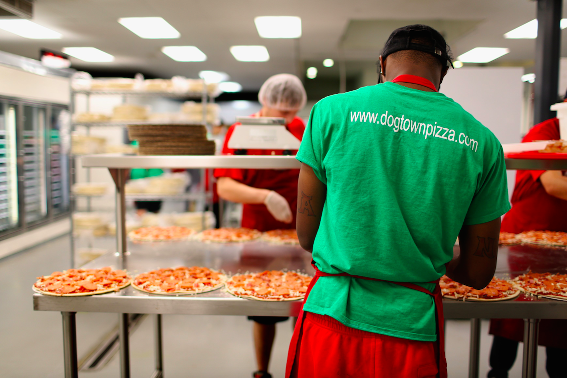 Dogtown Pizza Family Business