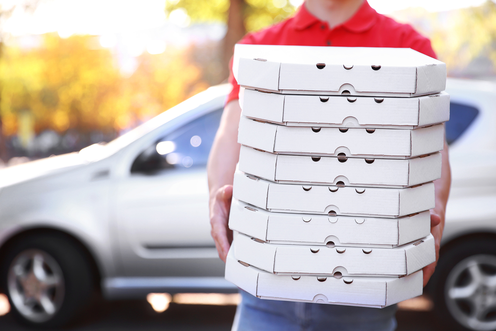 STL Pizza Delivery