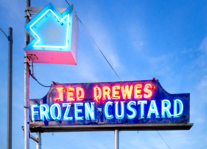Ted Drewes Frozen Custard | Traditional St. Louis Food