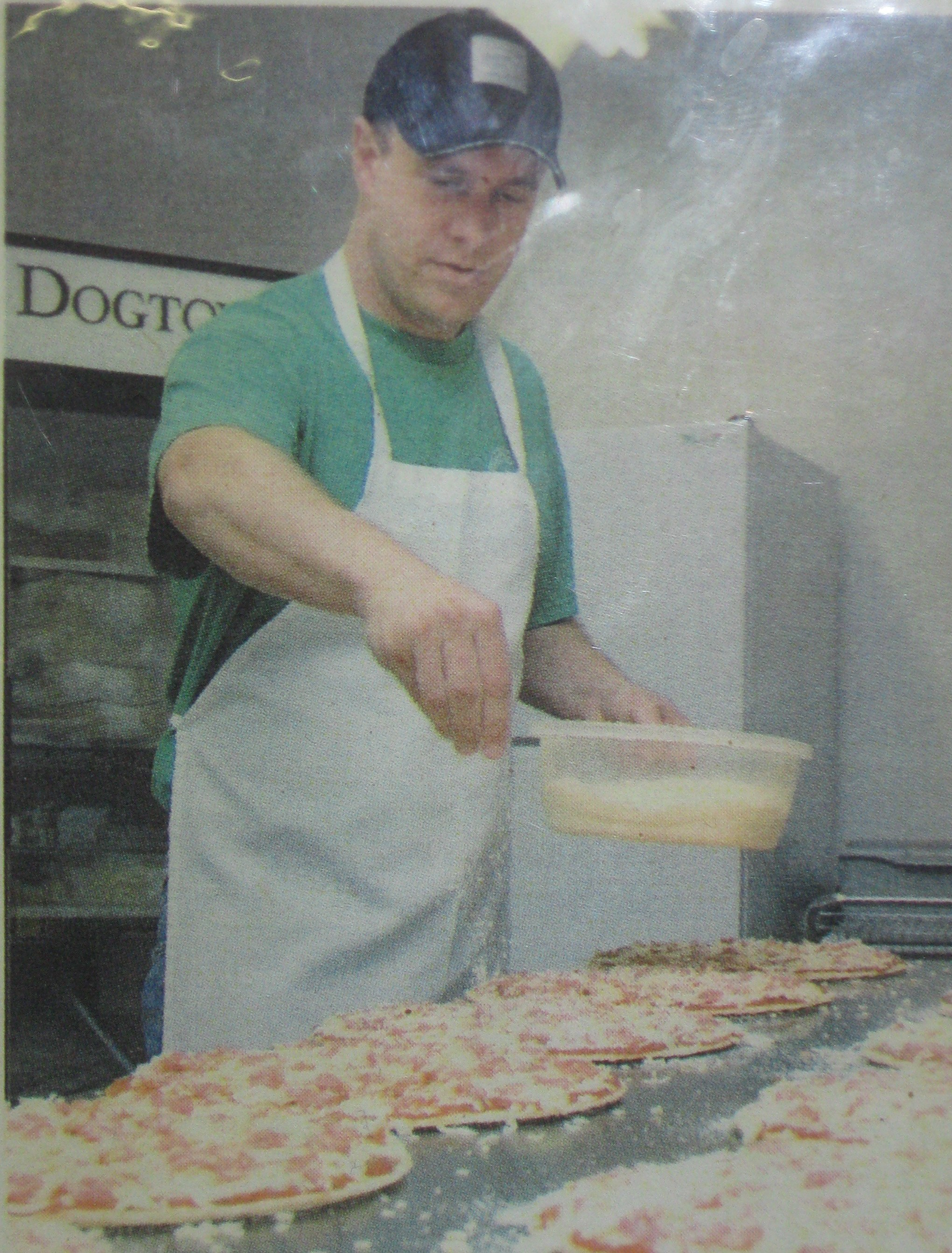 Rick Schaper Dogtown Pizza Celebrates 9 Years