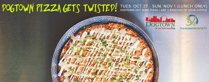 Twisted Ranch And Dogtown Pizza Are Collaborating