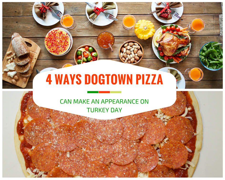 4 Ways DTP Can Make An Appearance On Turkey Day