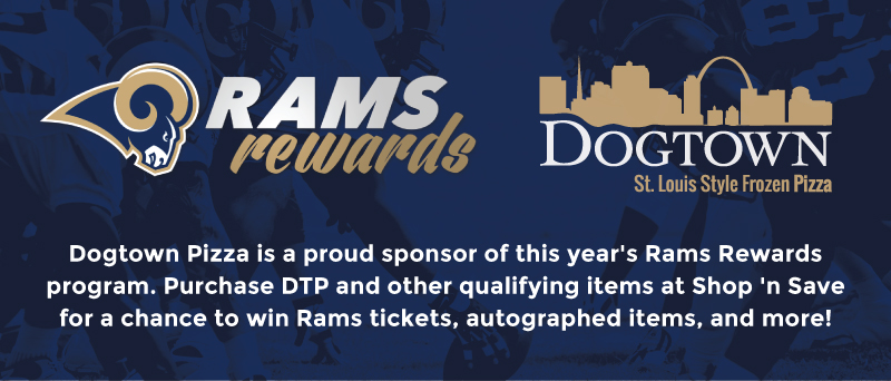 Rams Rewards At Shop 'n Save