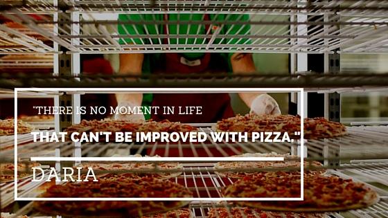 Daria Pizza Quotes