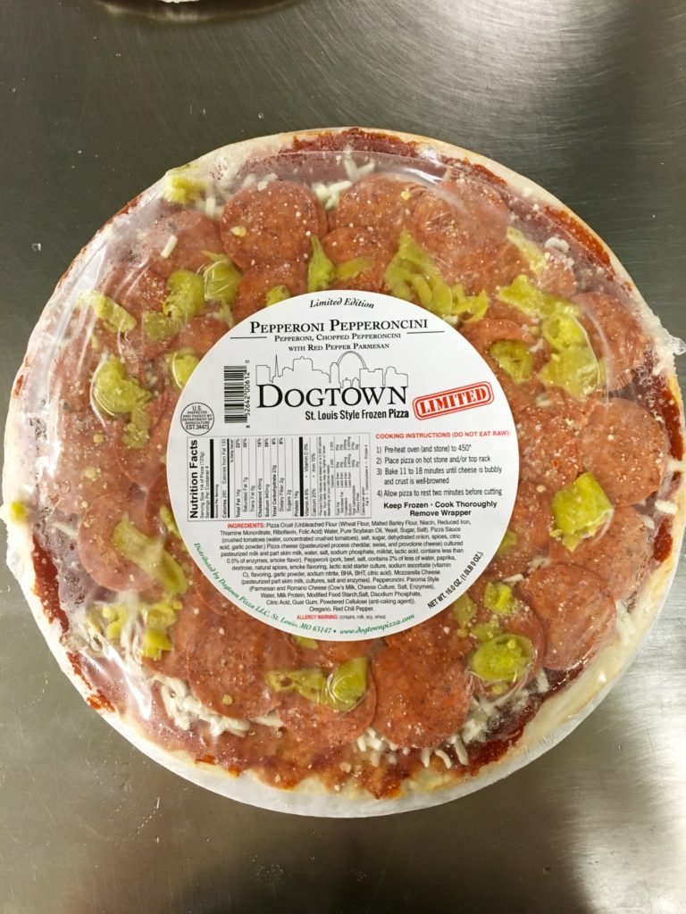 Limited Edition Dogtown Pizza Pepperoni Pepperoncini