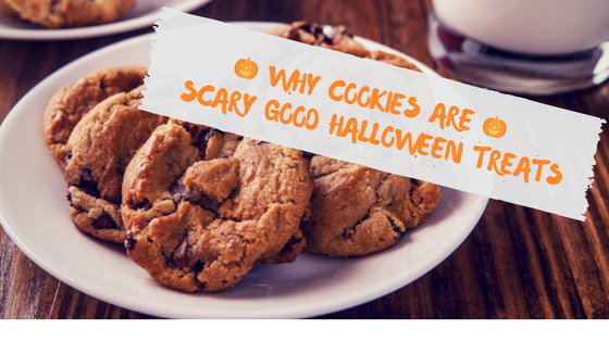 Forget Candy: Why Cookies are Scary Good for Halloween