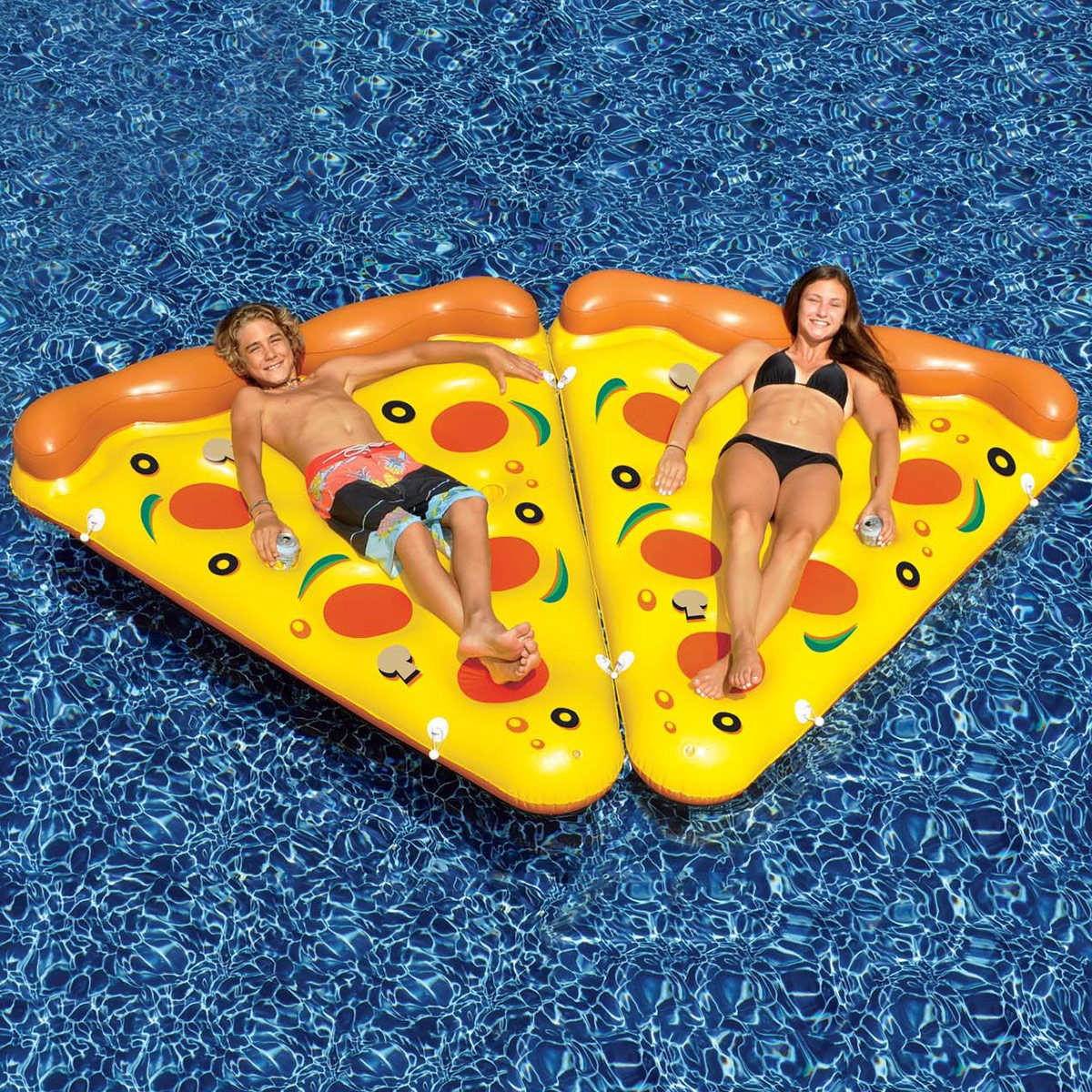 Pizza Slice Float