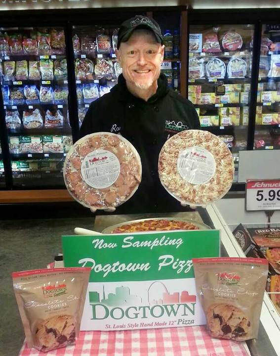 Meet Ron Kraus: The Face Of Dogtown Pizza