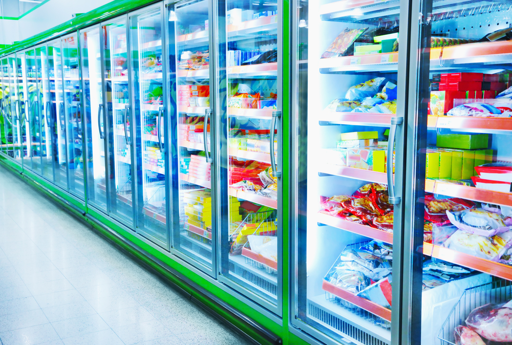 The Evolution Of The Frozen Food Aisle