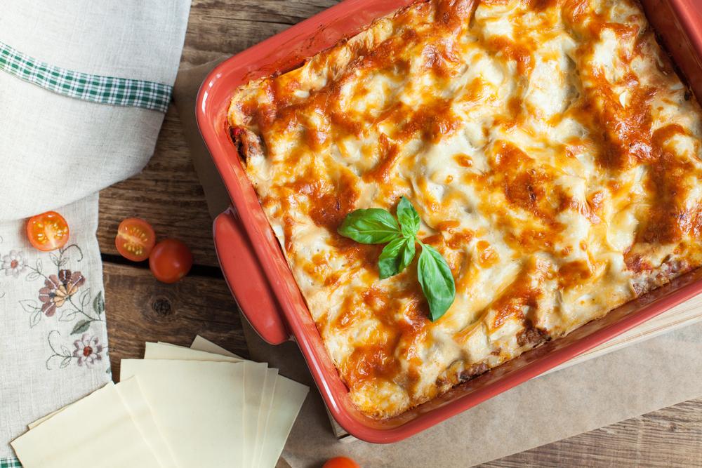 S'Lasagna (St. Louis-Style Lasagna)