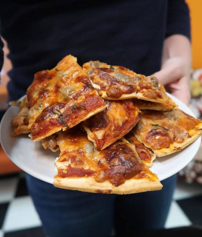 4 Ways To Repurpose Leftover Dogtown Pizza