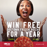 10 Things You Can Do With A Year's Worth Of Free Dogtown Pizza