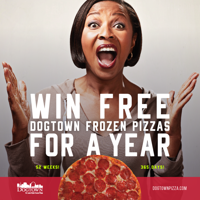 Win Free Dogtown Pizza For A Year