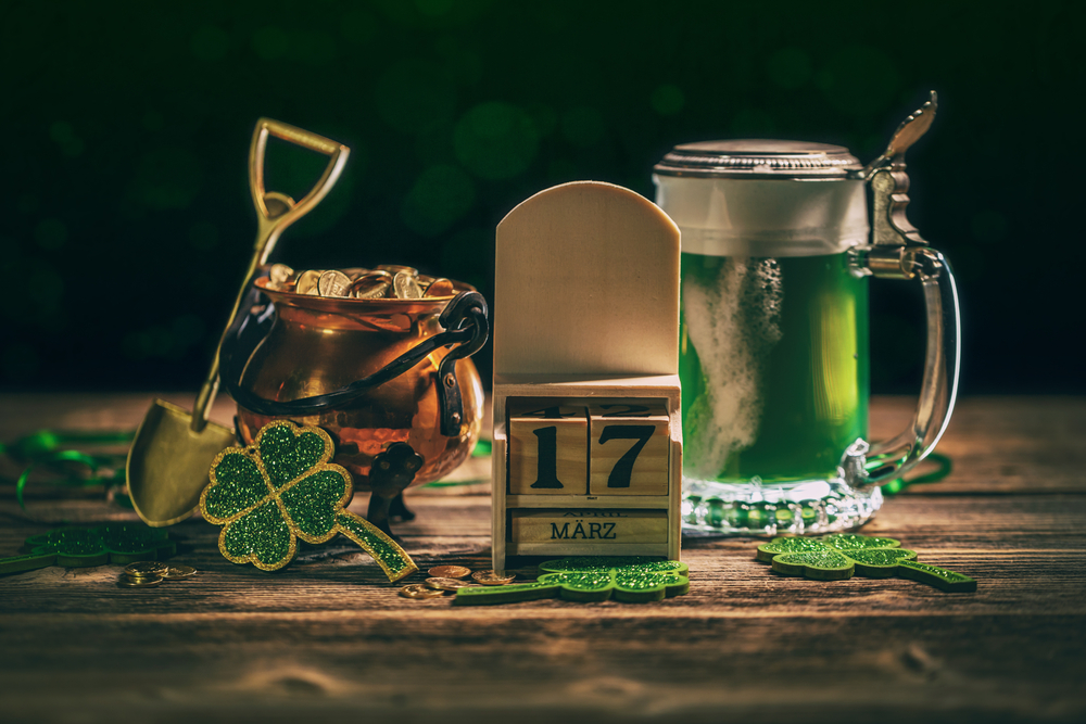 Dogtown Pizza's St. Patrick's Day Beer Pairings