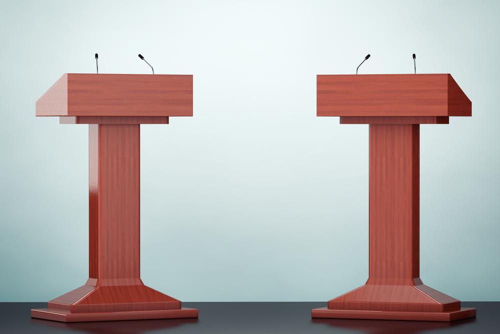 podiums-debate