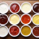 Sauces-pizza-condiments