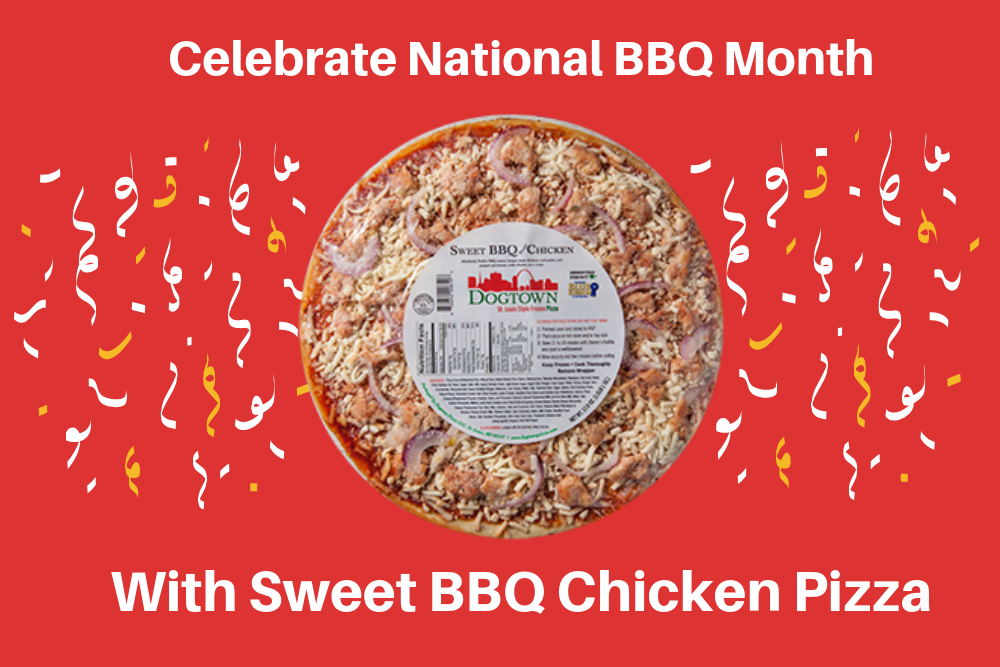 National BBQ Month: An Ode To Sweet BBQ Chicken Pizza
