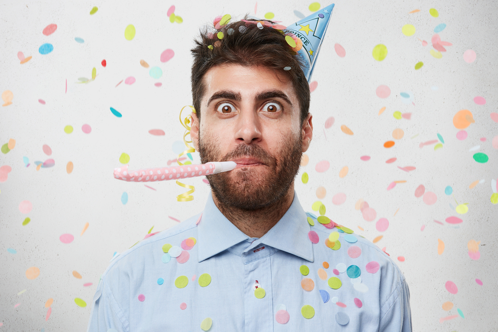 4 Awesome Adult Birthday Party Themes