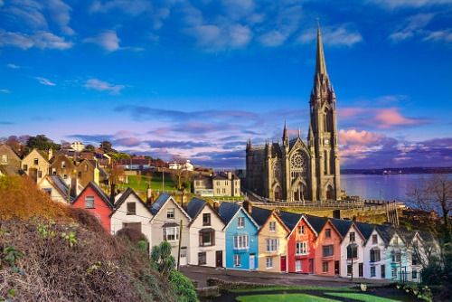 houses-and-cathedral-in-ireland